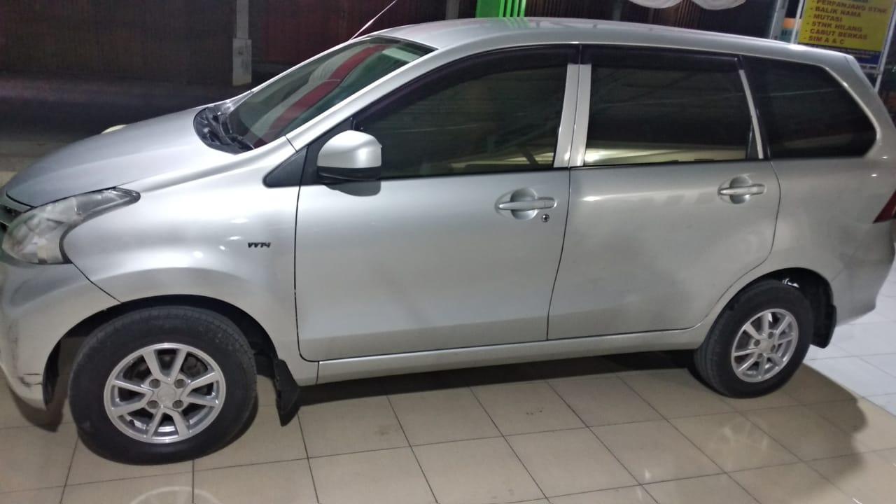 Dijual Mobil Bekas TOYOTA NEW AVANZA type E/MT tahun 2014