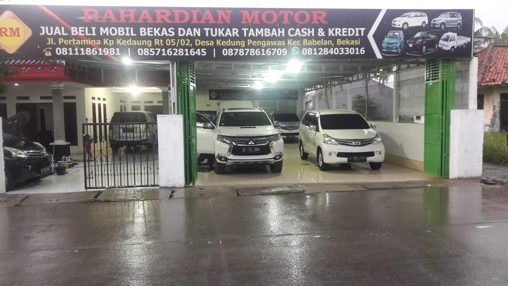 Rahardian Motor Showroom Mobil Showroom Jual Beli Mobil Bekas