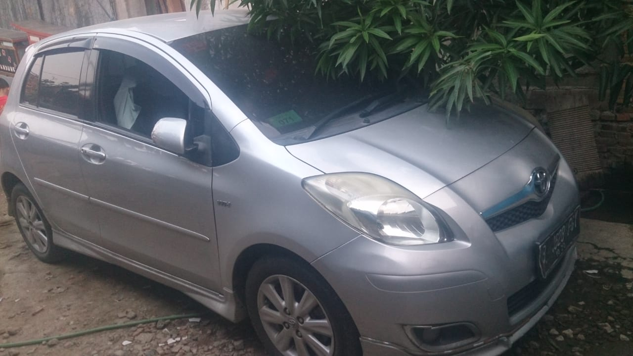 TOYOTA YARIS.S LIMITED th.2011