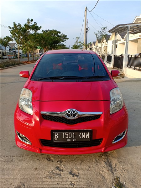 TOYOTA YARIS type S Limited/AT th.2011