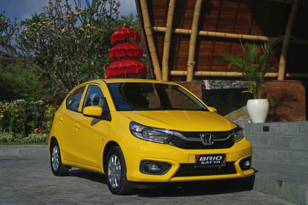 Brio Capai Rekor Penjualan Tertinggi Sepanjang 2019