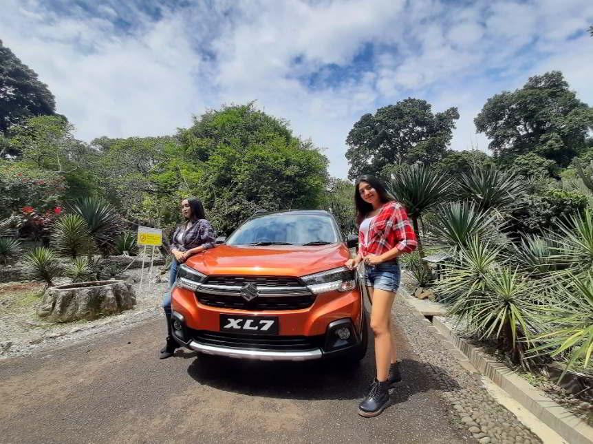 Baru Diluncurkan, Suzuki Sudah Beri Promo dan Diskon Suzuki XL7