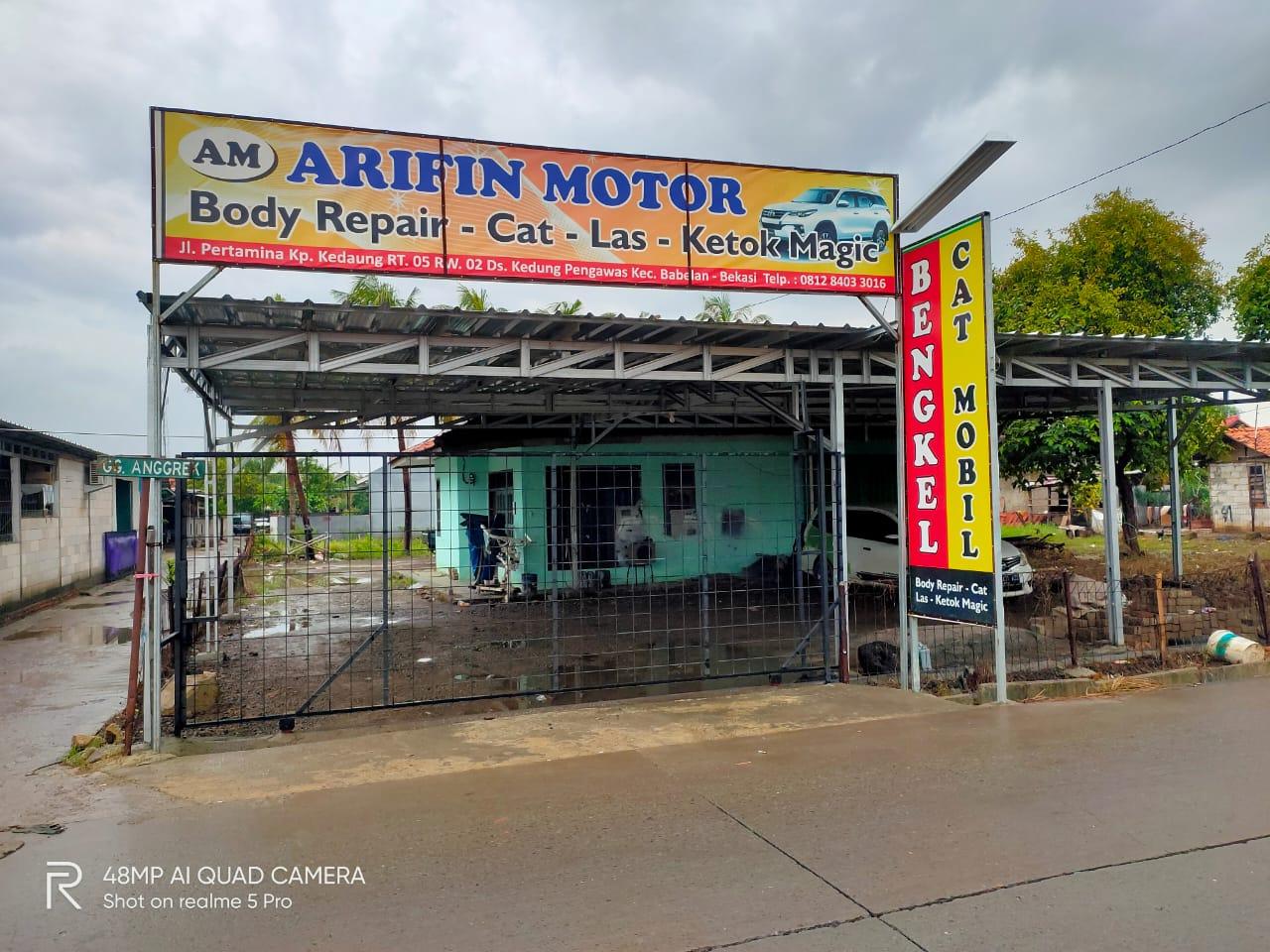 Repair Mobil Murah Di Bekasi Babelan