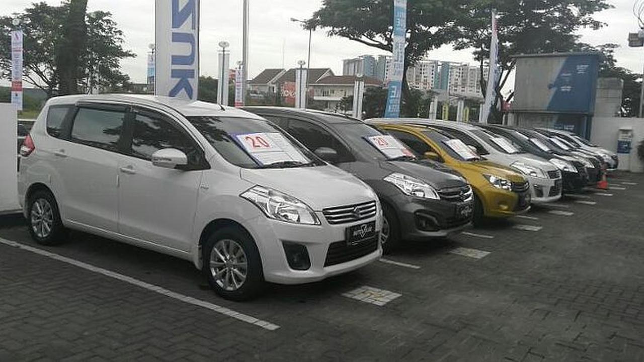 Pilihan Mobil Suzuki Bekas di Bawah Rp 100 Jutaan