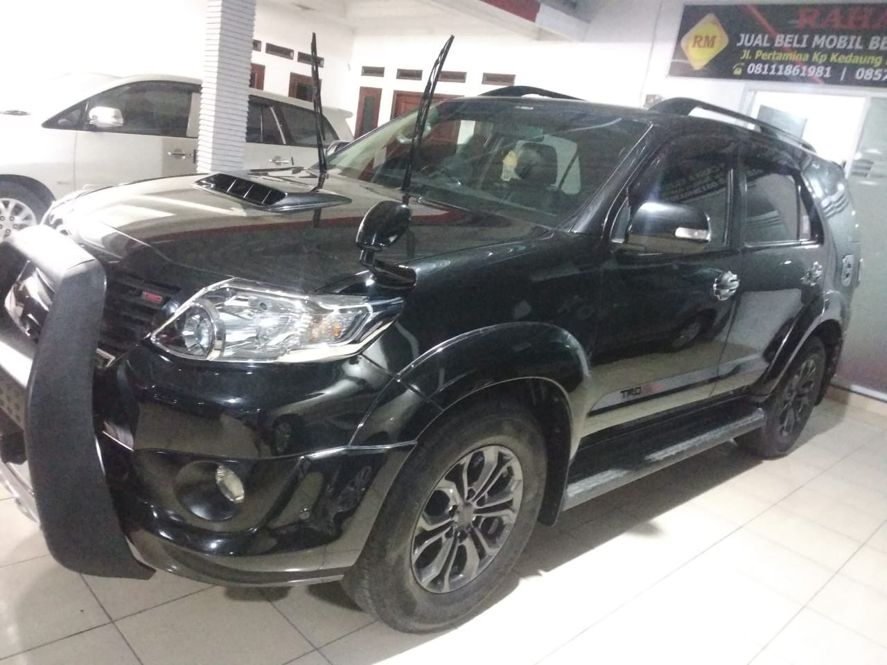 Fortuner TRd sportivo diesel matic th 2014