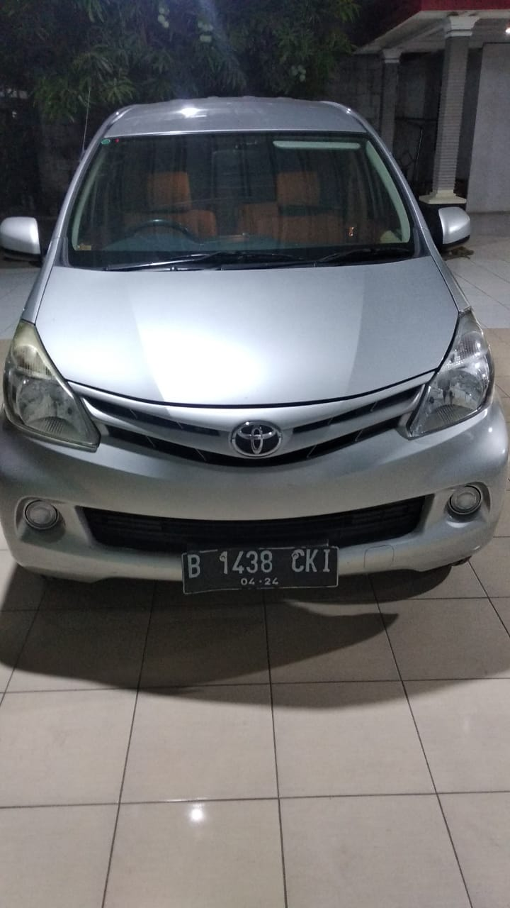 TOYOTA NEW AVANZA type E/MT th.2014