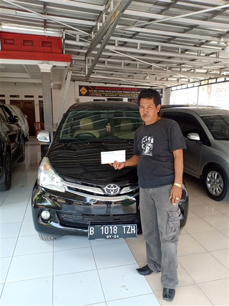 TOYOTA NEW AVANZA G/AT th.2012