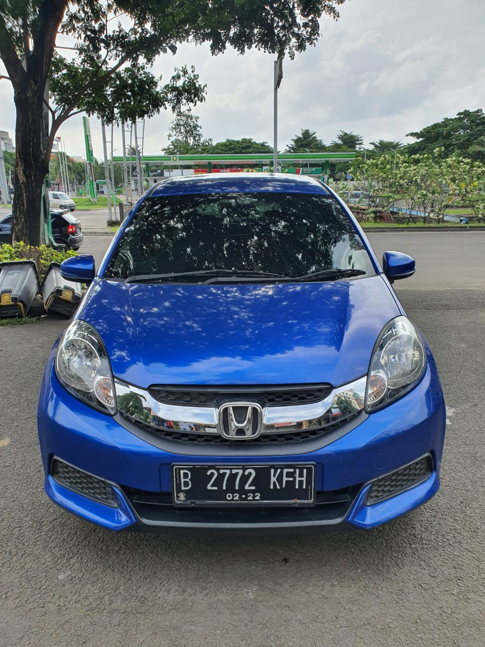 HONDA MOBILIO/TYPE S/MANUAL/2016/BIRU SPORTY METALIK/B 2771 KFH